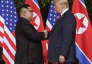 INVITING Kim to Washington, Presisident Trump says Sanctions Will Continue Till Complete N Korea's Denuclearisation