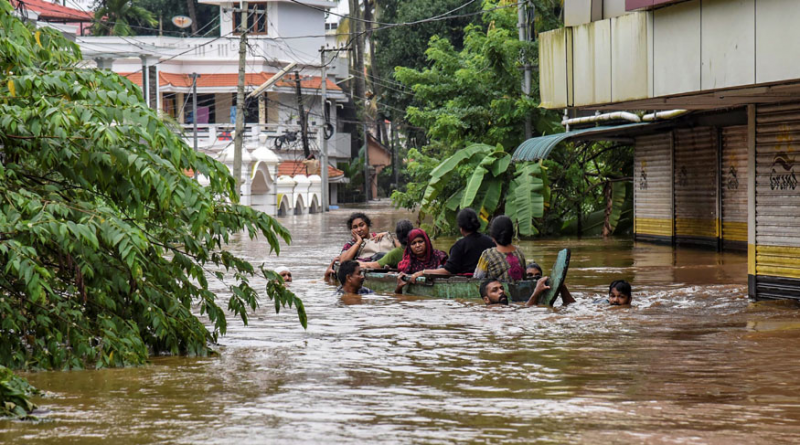 DEATH Toll Due To Flood Related Incidents In Kerala Risen To 324  As Defence Forces & NDRF Engaged in Rescue Operation