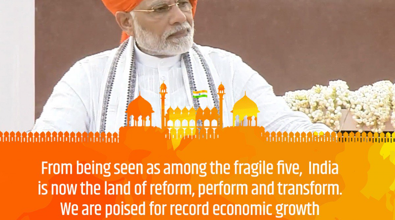 INDIA Is Set To Become One Of The World's Fastest Growth Engines