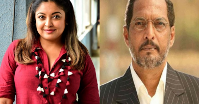 PATEKAR Proposing To Take Legal Action Against Tanushree Sexual harassment Allegation