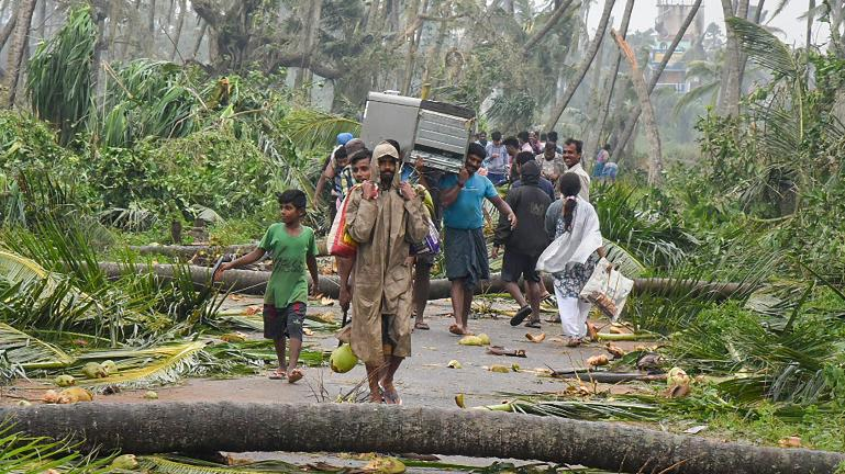 CYCLONE Titli: CM Patnaik Announces Relief Package