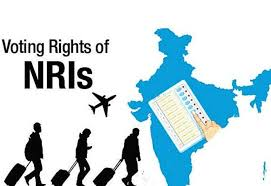 BILL Providing Voting Rights To NRI's Will Be Tabled In upcoming Rajya Session: Govt