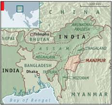 ADDITIONAL Troops Being Rushed To Indo- Myanmar Border Following Classes between Myanmar Army & Militants