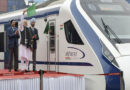 PM Modi Flags Off India's Fastest Train Vande Bharat
