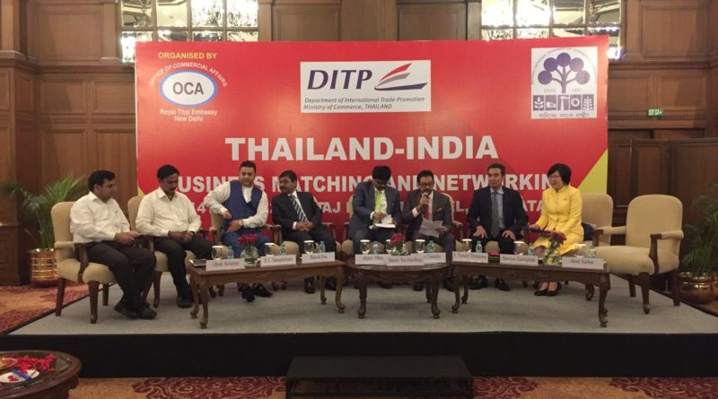 Thailand -India Business meet to boost bilateral trade