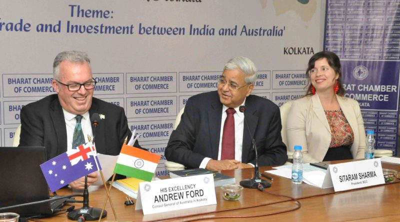 Australia keen on deeping bilateral cooperation & Trade in varied spheres with India, Says Australian envoy
