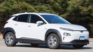 HYUNDAI Launches Kona Electric Vehicles