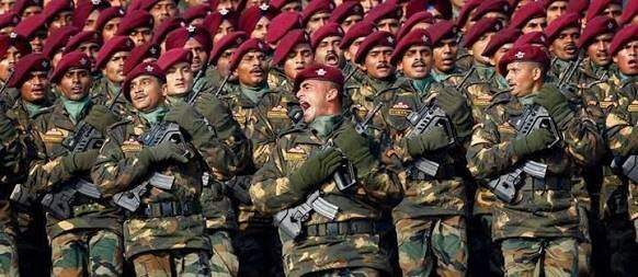 RETIREMENT Age For Paramilitary Forces Enhanced