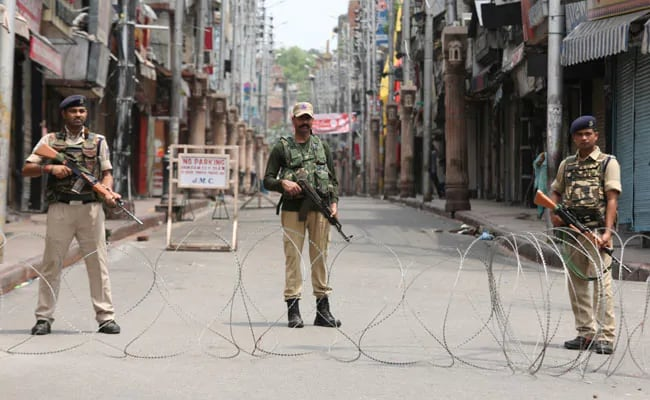 "J & K Remains Peaceful"" Restrictions Are Being Lifted Gradually: UT Administration Says"