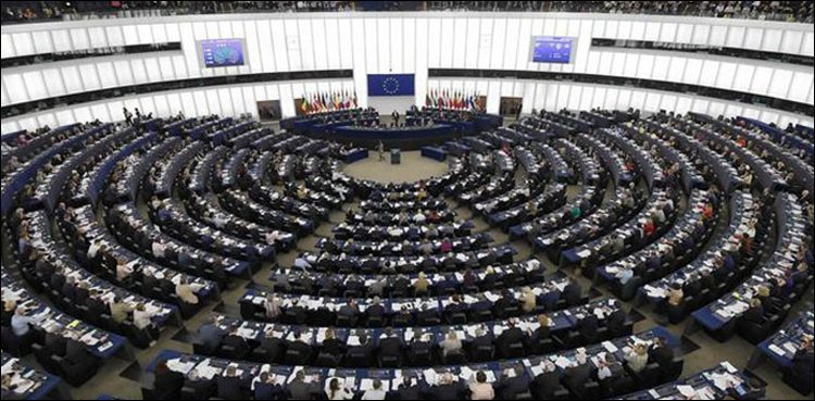European Parliament Calls For Resolving Kashmir issue Through Dialogue Between India and Pakistan