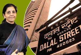 Bull Runs Amuck On Dalal Street After GOI Announces Mega Relief To India's Corporates