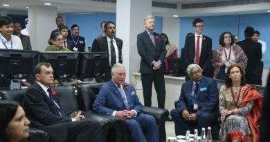 PRINCE Charles Appreciates Accurate Forecast Of Cyclones By IMD To Minimize Loss of Casualty