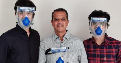 NEXT – gen reusable face shield Smartguard for protection against Covid-19 launched