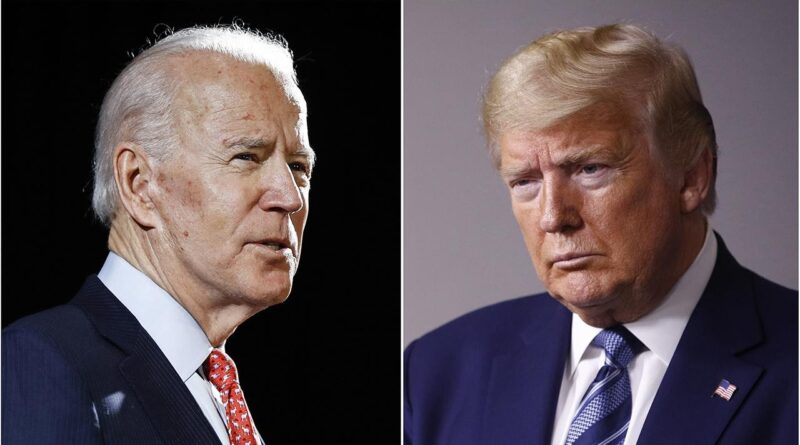 """U.S. Presidential poll campaign heating up with Trump alleging """"Biden is corrupt"""""""