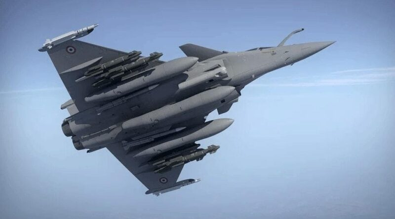 India likely to receive 2nd batch of Rafale fighter jets in November