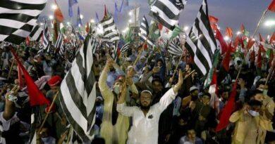 Pakistan's Opposition leaders resolve to  overthrow Imran Khan regime