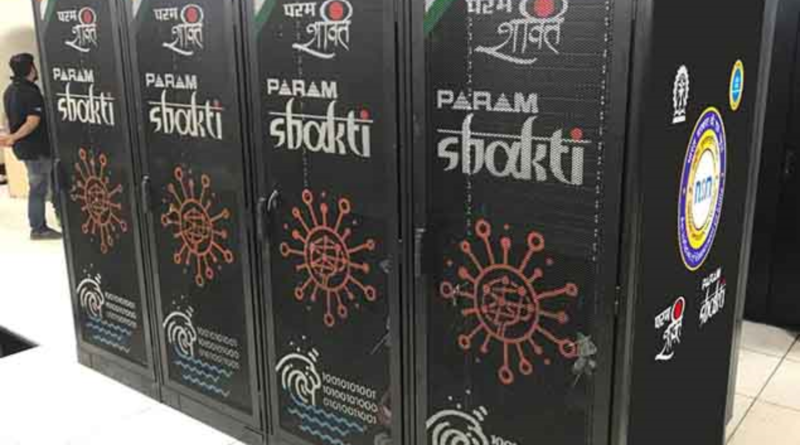 India Emerging As A Leader In Supercomputing