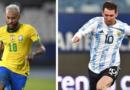 MESSI led Argentina wins COPA AMERICA