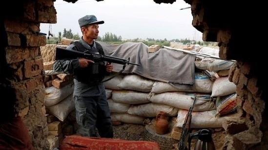 Afghan Batters India