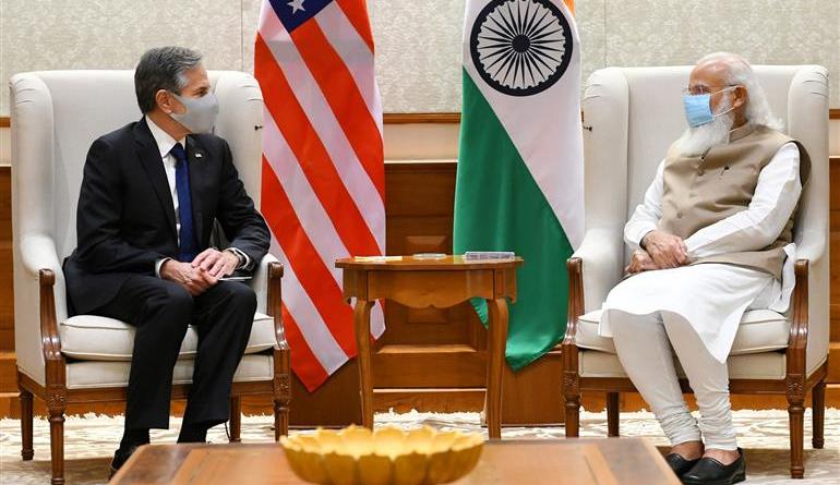 India, US Interested In Peaceful, Stable Afghanistan: Antony Blinken