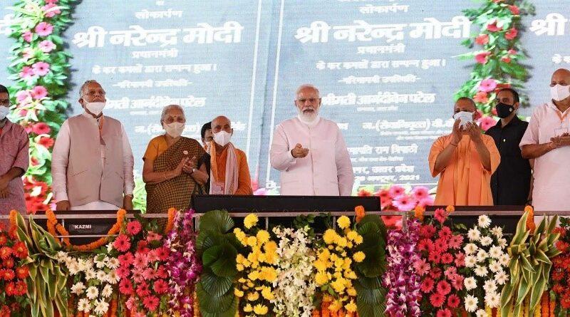 Modi Connects Kushinagar With World's Aviation Network